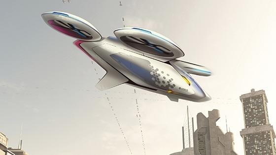 Uber 空飛ぶタクシー構想にNASAエンジニアが加入!「空のタクシー」今後を推測 1番目の画像