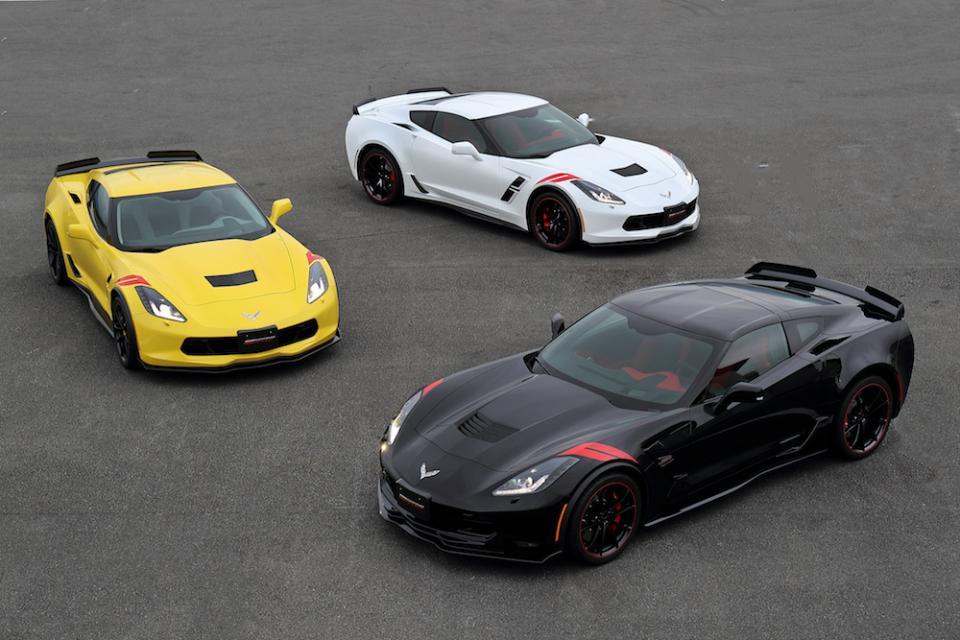 レースの栄光が蘇る!「シボレー コルベット」限定マシンがスポーツカー好きの心を鷲掴み!! 2番目の画像