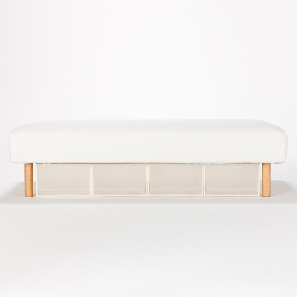 """""""理想の部屋""""を叶えるデザイン:無印良品のロングセラー家具「脚付きマットレス」の魅力に迫る 5番目の画像"""