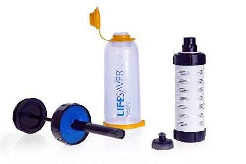アウトドアや防災グッズに最適! 英国軍が採用する携帯浄水器「ライフセーバーボトル」 3番目の画像