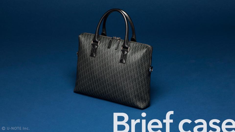 DIOR HOMME(ディオール オム)、「ダークライト」バッグでスタイルのあるオトコになれ。 2番目の画像