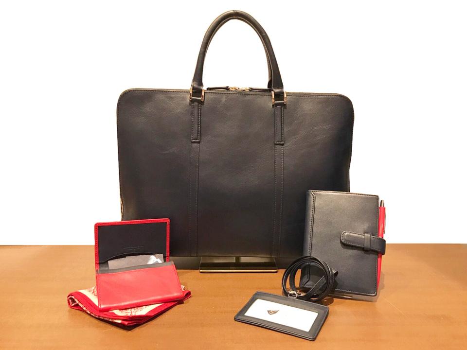牛革専門店「Business Leather Factory」の定番アイテムで新生活の準備を 1番目の画像