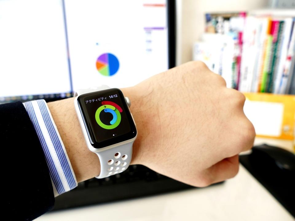 ビジネス&健康管理をいかに両立するか:Apple Watchを活用した健康管理テクニック 1番目の画像