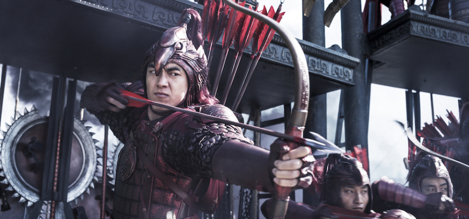 中国企業とハリウッドの蜜月を象徴する超大作「グレートウォール」が示すハリウッド映画の未来とは? 4番目の画像
