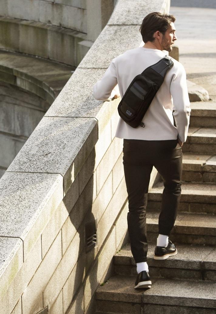 「Manhattan Portage BLACK LABEL」でアーバンな紳士スタイルに 6番目の画像