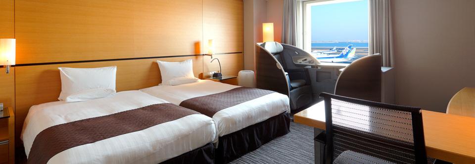 余裕のある大人は知っている。ビジネス・出張に利用したい羽田空港直結ホテル 3番目の画像