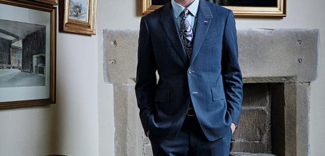 ポール・スミスの「インディビジュアルオーダースーツ」で自分だけの特別な一着を 3番目の画像