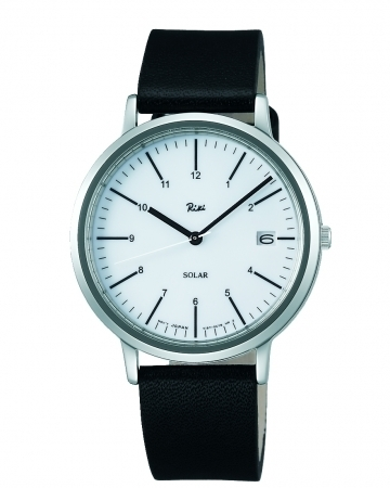 伝説のデザイナー渡辺力が手掛ける、時計ブランドRiki×SEIKOのコラボ第2弾が発売 1番目の画像