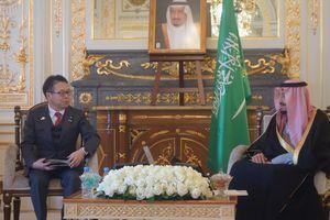 脱石油狙うサウジアラビア国王にソフトバンク孫正義が猛アタック:10兆円ファンドのその先にみる野望 2番目の画像