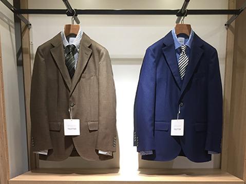 マッキントッシュ フィロソフィーから待望の「トロッタースーツ」が発売:プレゼントキャンペーンも 7番目の画像
