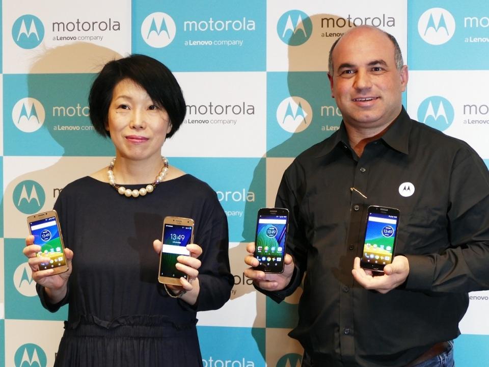 モトローラの新スマホ「Moto G5 Plus・G5」の予約開始:3月31日より発売へ 1番目の画像
