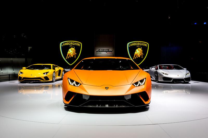 量産車世界最速!ランボルギーニ新型「ウラカン・ペルフォルマンテ」は2017年夏頃から納車スタート 1番目の画像