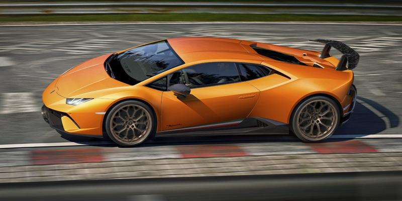量産車世界最速!ランボルギーニ新型「ウラカン・ペルフォルマンテ」は2017年夏頃から納車スタート 2番目の画像
