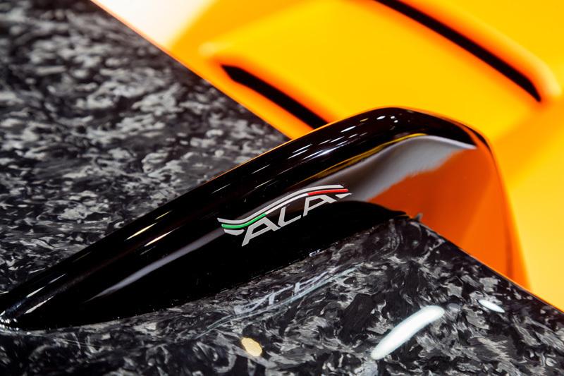 量産車世界最速!ランボルギーニ新型「ウラカン・ペルフォルマンテ」は2017年夏頃から納車スタート 4番目の画像