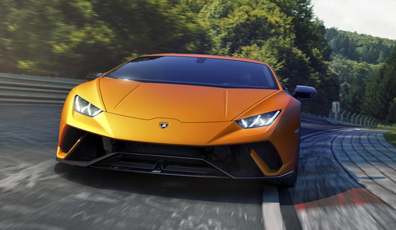 量産車世界最速!ランボルギーニ新型「ウラカン・ペルフォルマンテ」は2017年夏頃から納車スタート 9番目の画像