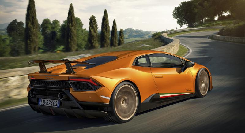 量産車世界最速!ランボルギーニ新型「ウラカン・ペルフォルマンテ」は2017年夏頃から納車スタート 7番目の画像