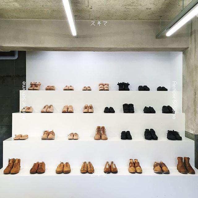 浅草は靴のメッカだった!「Hender Scheme」のレーザースニーカーで人と差をつけたい 3番目の画像