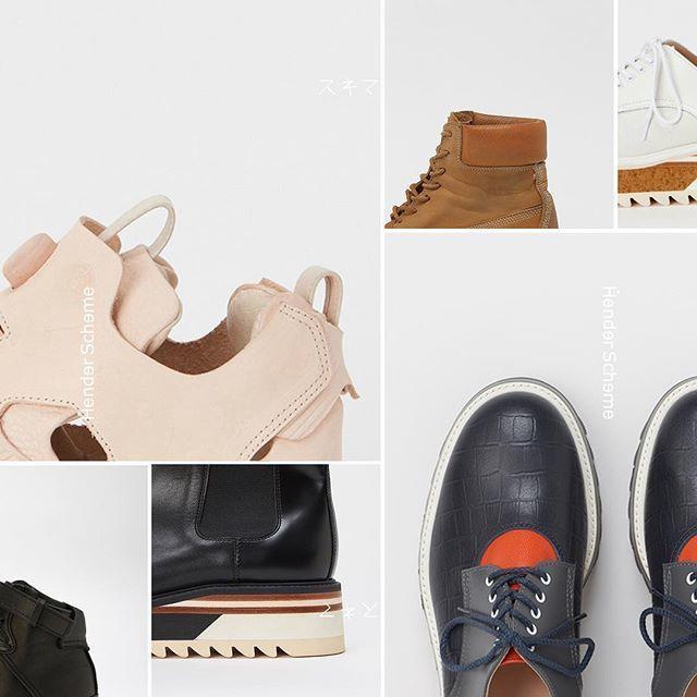 浅草は靴のメッカだった!「Hender Scheme」のレーザースニーカーで人と差をつけたい 2番目の画像