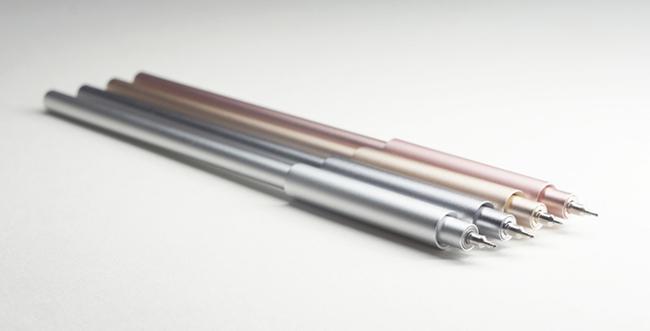 数々のデザイン賞を受賞した、驚愕の細さのペン「Pen UNO」が比類なき書き味を提供する 2番目の画像