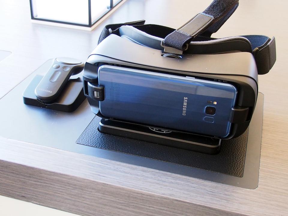 サムスン渾身の最新スマホ「Galaxy S8/S8+」ハンズオン:ニューヨーク発表会現地レポート 10番目の画像