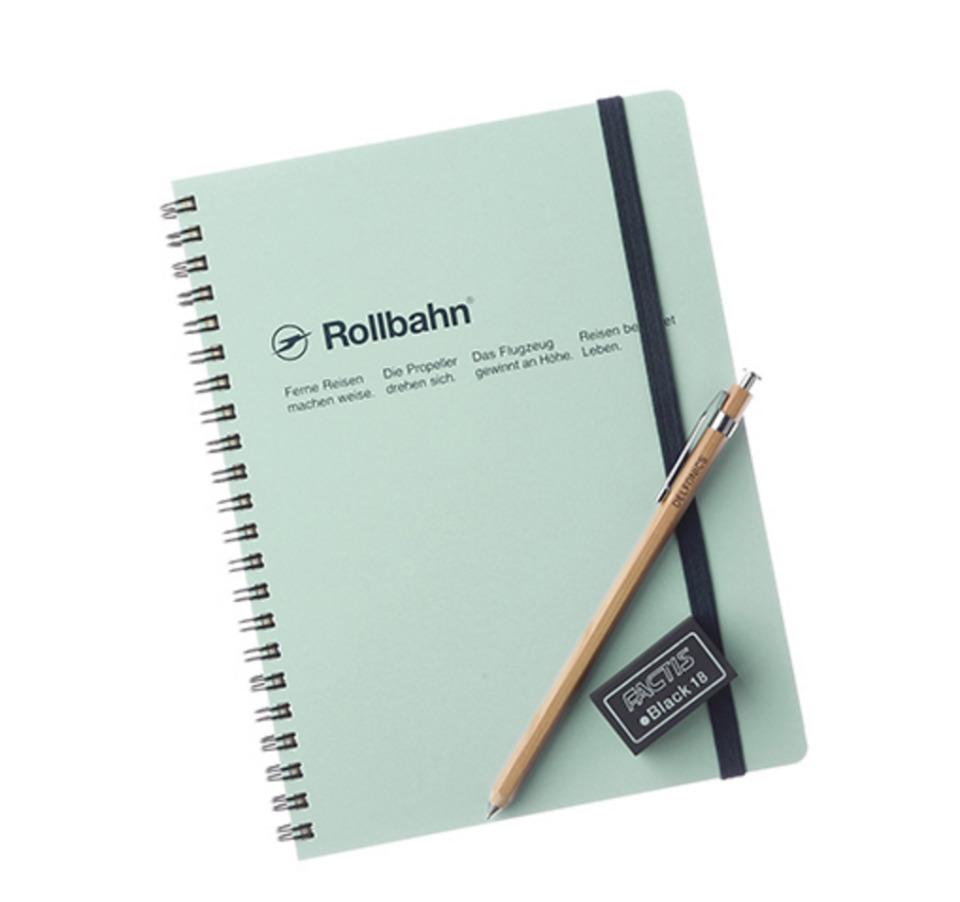 【手書き派にオススメ】機能性抜群! ビジネスシーンを彩るRollbahn新作リングノート 5番目の画像
