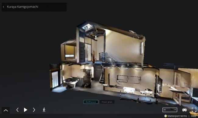見るだけでも楽しい! ENYSi「ドールハウスモード」で手軽に古民家を体験 4番目の画像
