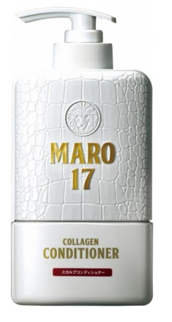 抜け毛・薄毛が気になる人必見!新メンズ頭皮エイジングケアシリーズ「MARO17」登場 4番目の画像