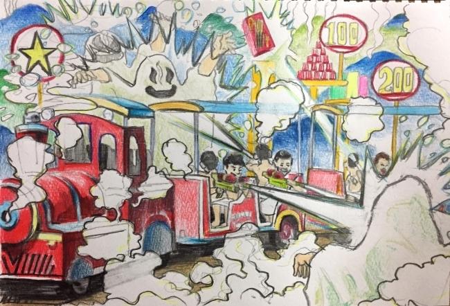 別府市「湯〜園地」が3,000万円を集め、7月に限定3日間の開園決定!その完成予想図はコレだ!! 9番目の画像