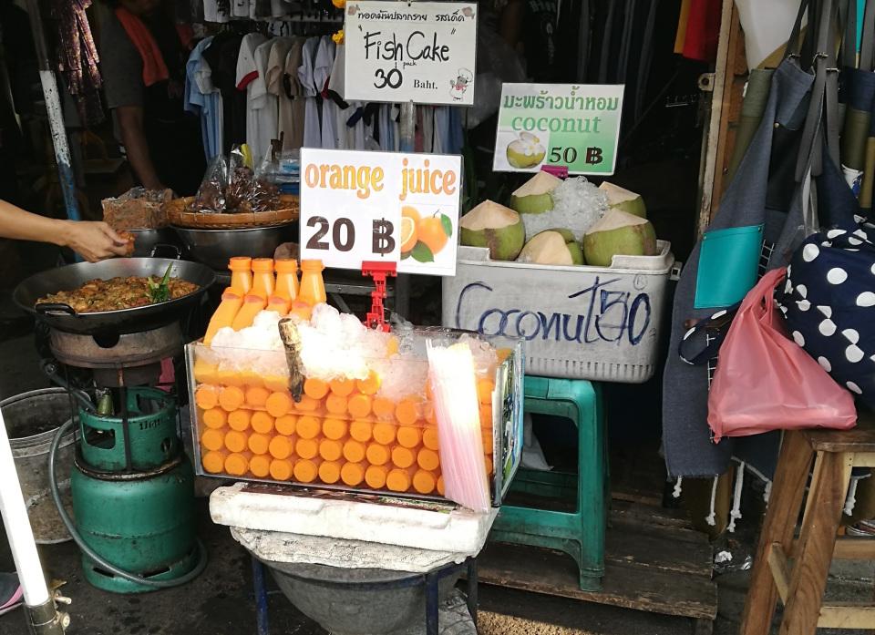 1万店舗以上が連なる、タイで開催された世界最大級のウィークエンドマーケット「JJ」に行ってきた! 12番目の画像