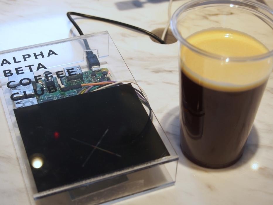グーグル出身者が展開する「ALPHA BETA COFFEE CLUB」目指すはコーヒーハック 1番目の画像
