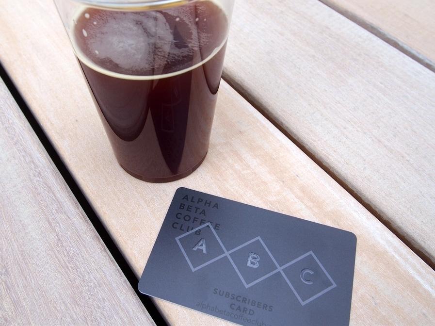 グーグル出身者が展開する「ALPHA BETA COFFEE CLUB」目指すはコーヒーハック 9番目の画像