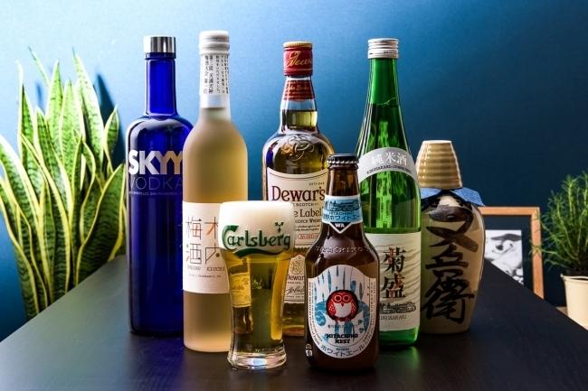 都心で宅飲み気分でくつろぎ酒。新感覚バル「TAKUNOMI BAL 座座」が代々木にオープン! 5番目の画像