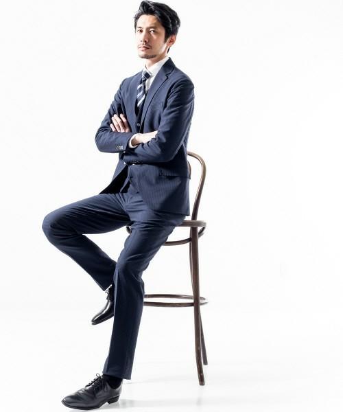 オンオフ使える大人の定番「セットアップ」:厳選5ブランドのおすすめアイテム&着こなし術 16番目の画像