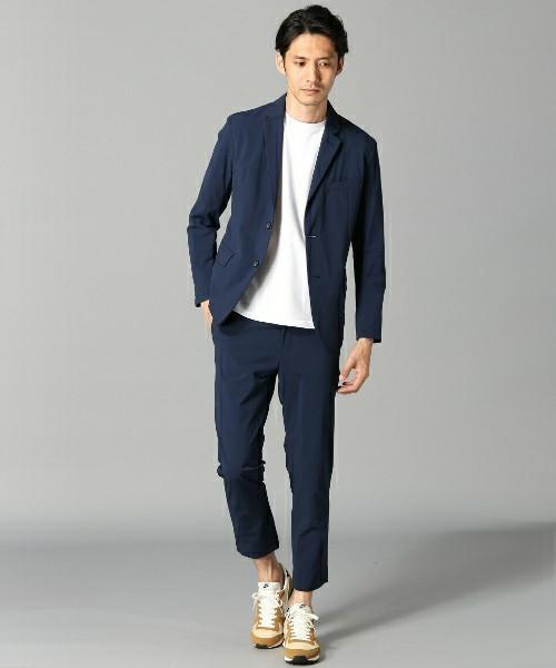 オンオフ使える大人の定番「セットアップ」:厳選5ブランドのおすすめアイテム&着こなし術 1番目の画像