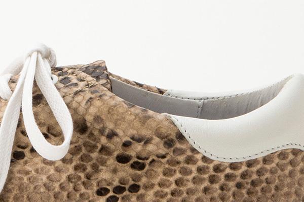 ひとクセ効いたミニマルデザインに注目。Ambのスニーカーでスタンダードなスタイルに小さな革命を 14番目の画像