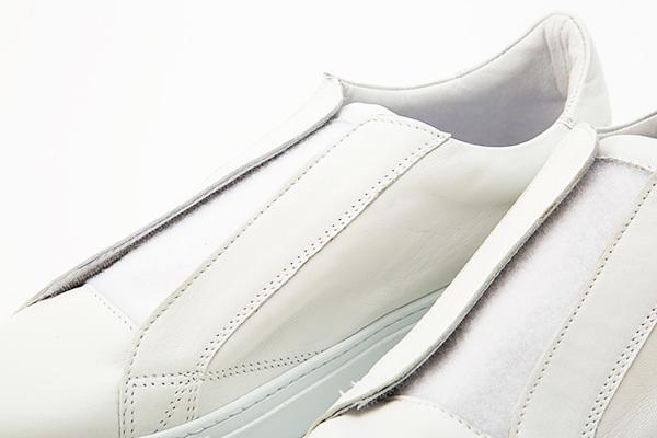 ひとクセ効いたミニマルデザインに注目。Ambのスニーカーでスタンダードなスタイルに小さな革命を 23番目の画像