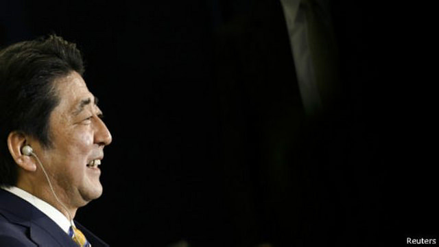 安倍首相「憲法改正、2020年に施行目指す」:9条改正、教育無償化、具体的な改正要項を初めて語る 1番目の画像