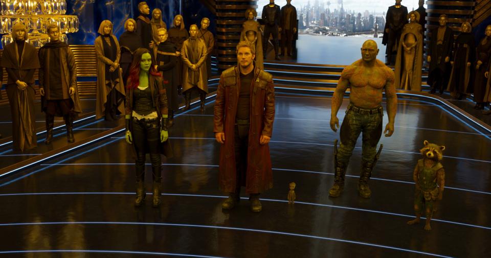 宇宙のワケあり軍団はハートウォーミング?「ガーディアンズ・オブ・ギャラクシー:リミックス」 1番目の画像