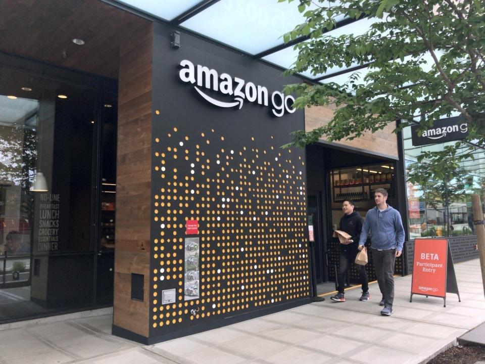 西田宗千佳のトレンドノート:Amazon Goを「見てきた」。 2番目の画像