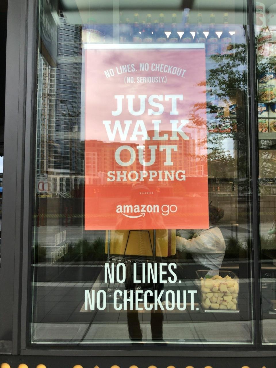 西田宗千佳のトレンドノート:Amazon Goを「見てきた」。 4番目の画像