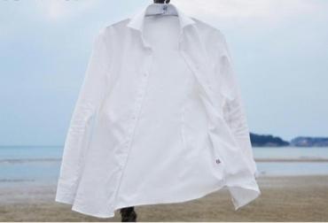 極上の今治タオルに包まれたシャツ「三豊肌衣」で仕事中もリラックス! 5番目の画像