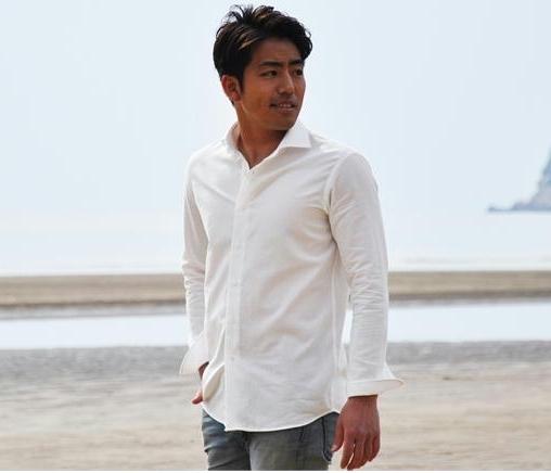 極上の今治タオルに包まれたシャツ「三豊肌衣」で仕事中もリラックス! 1番目の画像