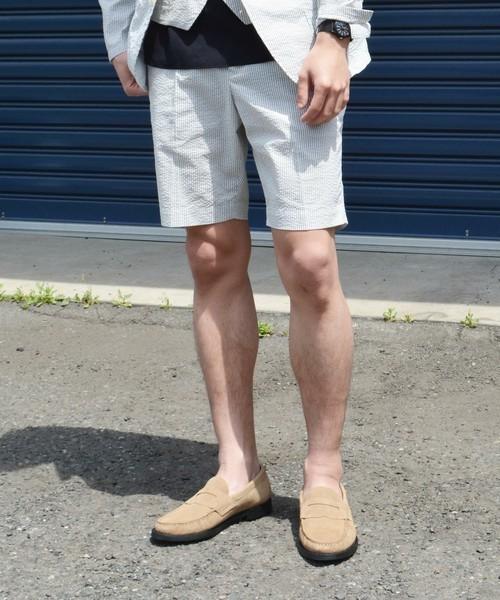 今年こそデビュー!SHIPSが提案する男のショートパンツスタイル 2番目の画像