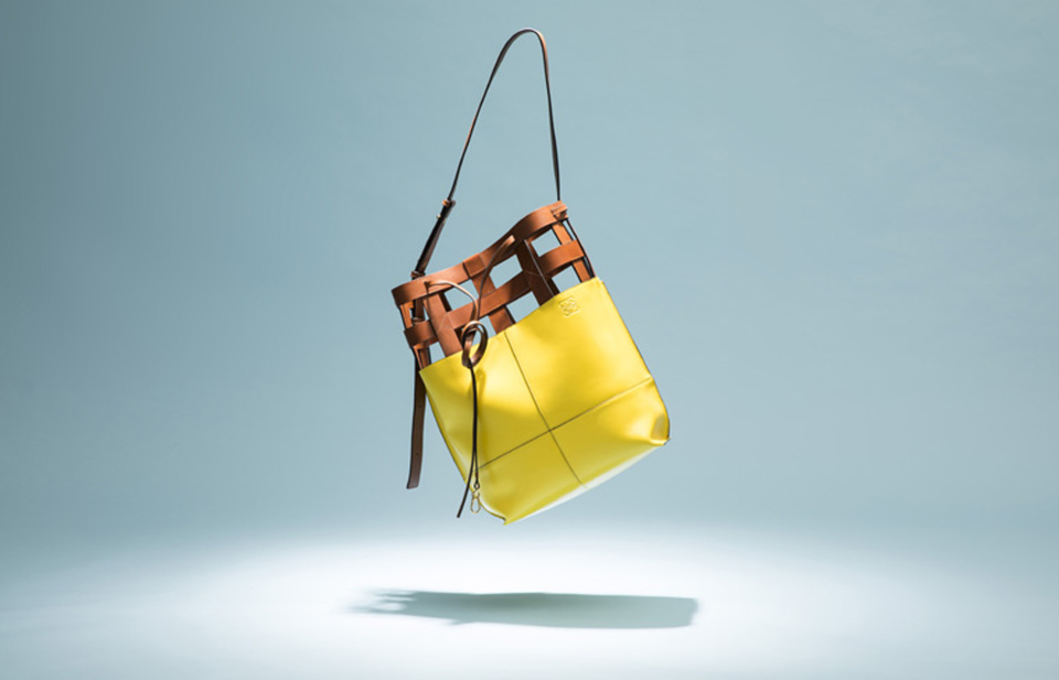 LOEWE(ロエベ)の2017年新作コレクションが紡いだセレンディピティ 1番目の画像