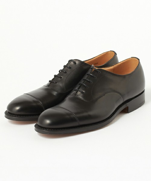"""""""革靴の種類""""をシーン別に選ぶとき。ビジネスマンの足元を輝かせる、6つのおすすめの革靴 3番目の画像"""