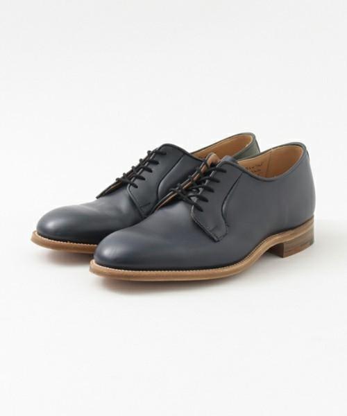 """""""革靴の種類""""をシーン別に選ぶとき。ビジネスマンの足元を輝かせる、6つのおすすめの革靴 5番目の画像"""