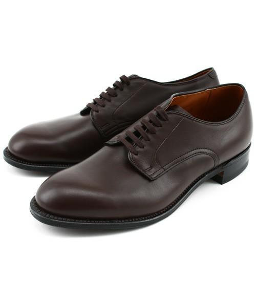 """""""革靴の種類""""をシーン別に選ぶとき。ビジネスマンの足元を輝かせる、6つのおすすめの革靴 6番目の画像"""