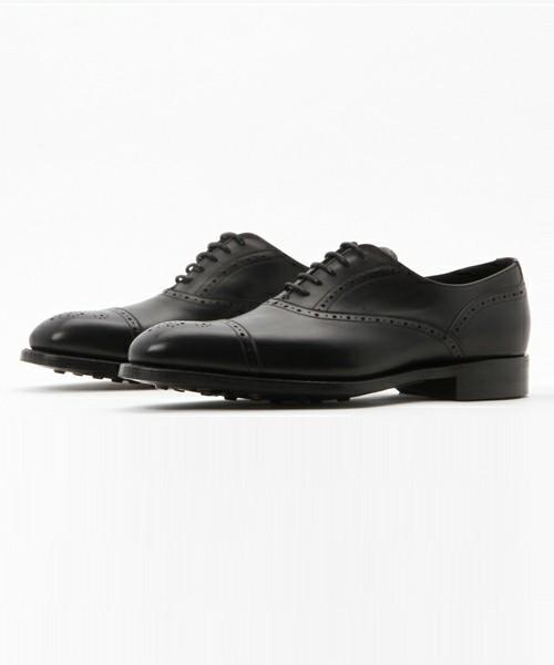 """""""革靴の種類""""をシーン別に選ぶとき。ビジネスマンの足元を輝かせる、6つのおすすめの革靴 8番目の画像"""