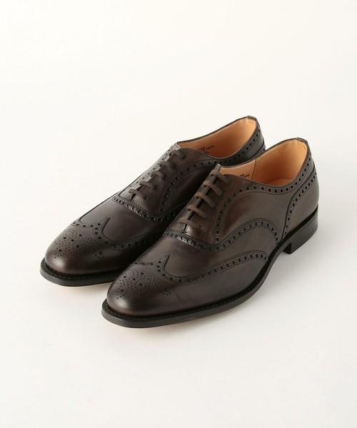 """""""革靴の種類""""をシーン別に選ぶとき。ビジネスマンの足元を輝かせる、6つのおすすめの革靴 10番目の画像"""