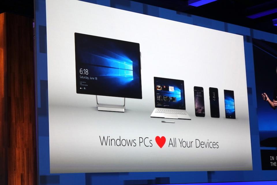 どんなスマホも分け隔てなく連携:Windows 10新機能から見るマイクロソフトの今 6番目の画像
